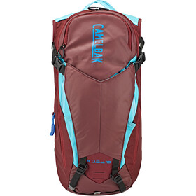 CamelBak K.U.D.U. Protector 10 Backpack dry burgundy/lake blue